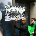 vfx rally protest