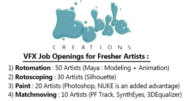 vfx-job-opening-bubble-creations