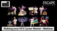 making your vfx career matter webinar