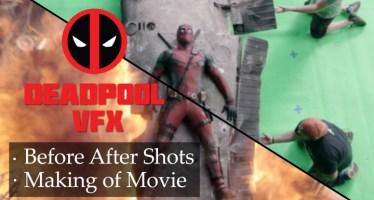 deadpool making of movie