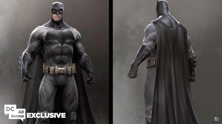 batman ben affleck costume