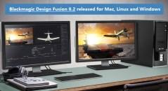 Blackmagic Design Fusion 8.2