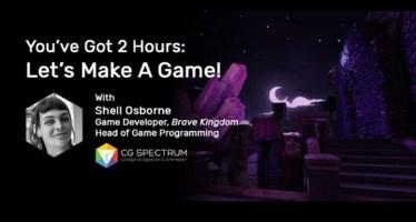 gaming webinar unity shell