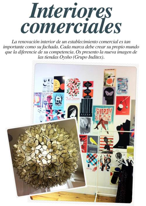 Mercy Guzmán, The Visual Corner, Oysho, Inditex, Interiorismo, Diseño