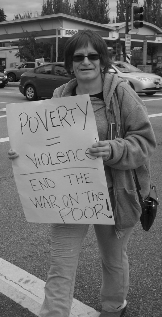 povertyviolence