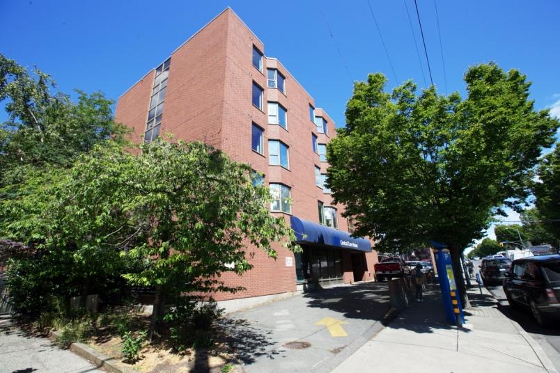Central Care Home in Victoria, BC.