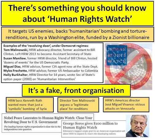 HRW tim