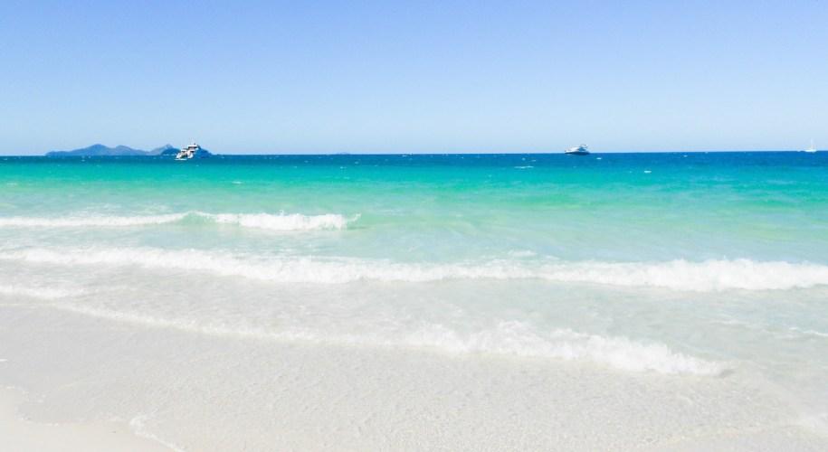 Whitehaven The Best Beach in Australia