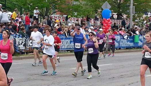 Indy's Mini Marathon