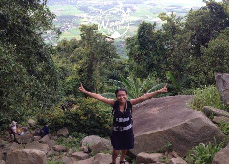 Trail of Black Virgin Mountain