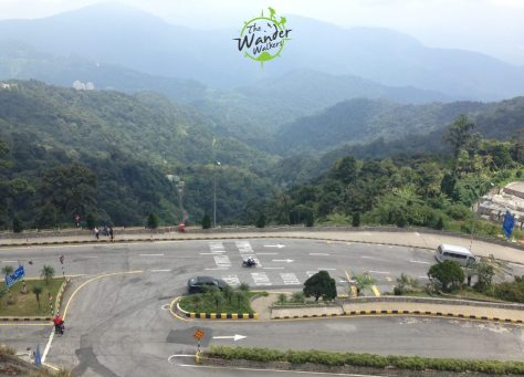 Roads to Genting Highlands