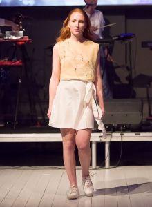 Designer- Anne Sahlin, Fashion UP! 2017 Foto- Peter Håkansson