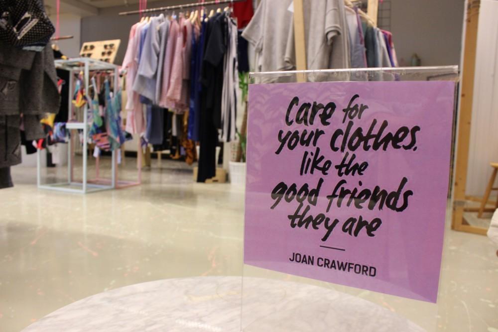 Bild från vår nya butikslokal!
