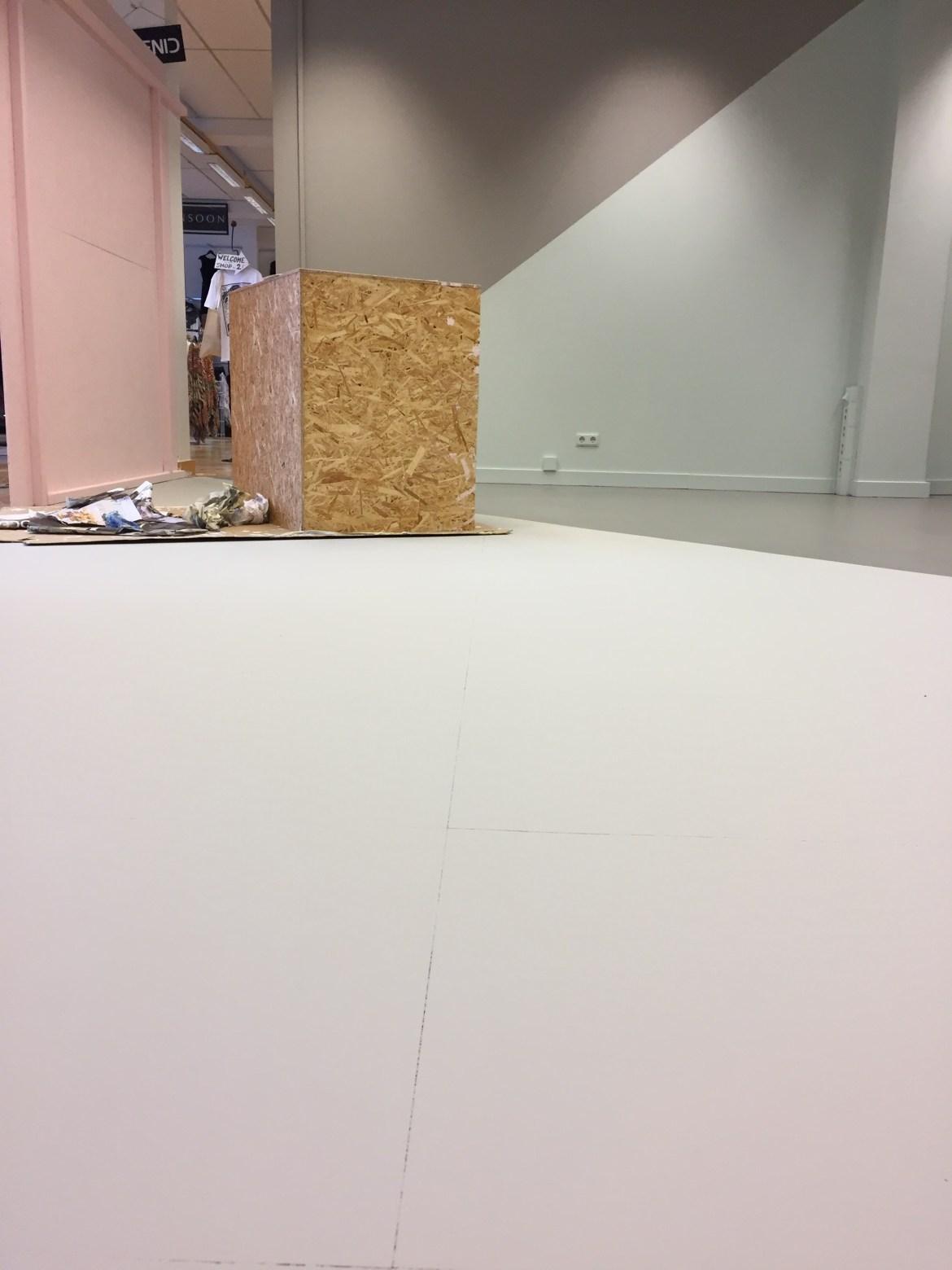 Renovering i vår nya butikslokal