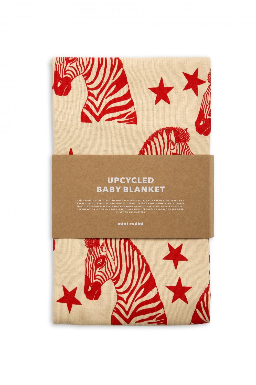 1737010233 3 mini rodini zebra star baby blanket pink