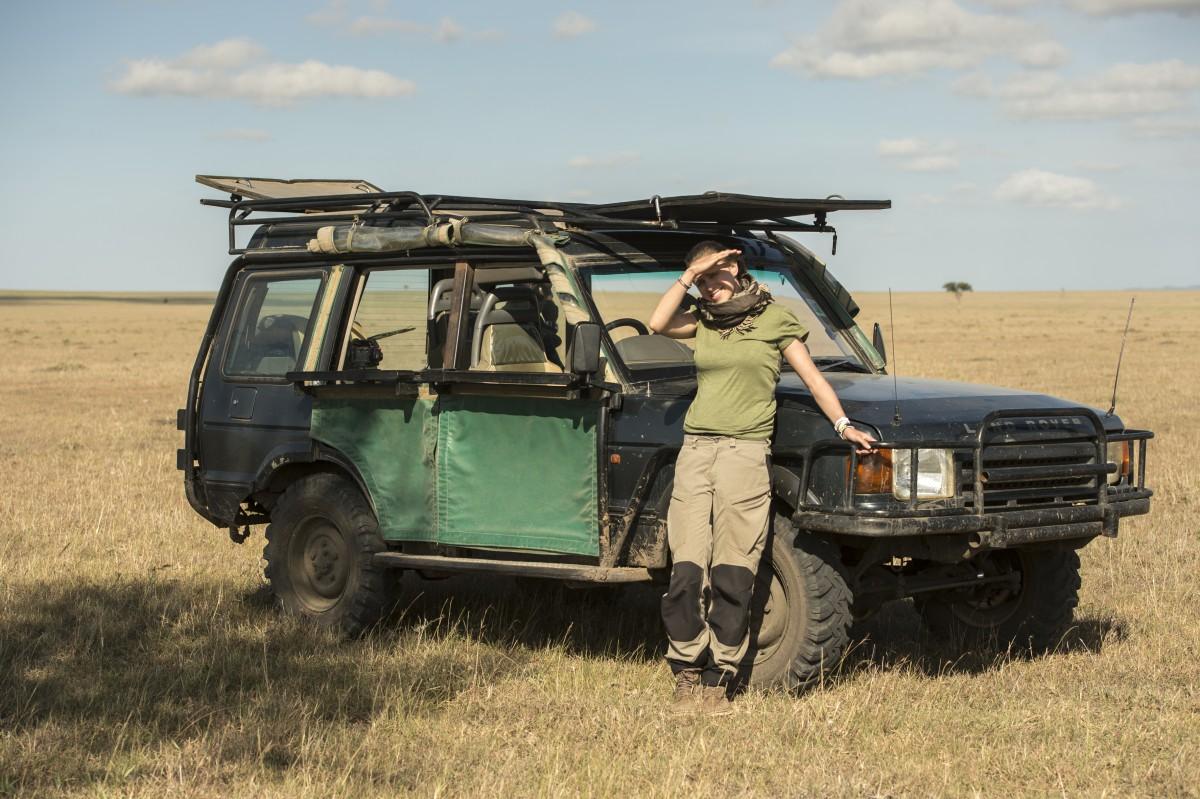 Nina Masai Mara