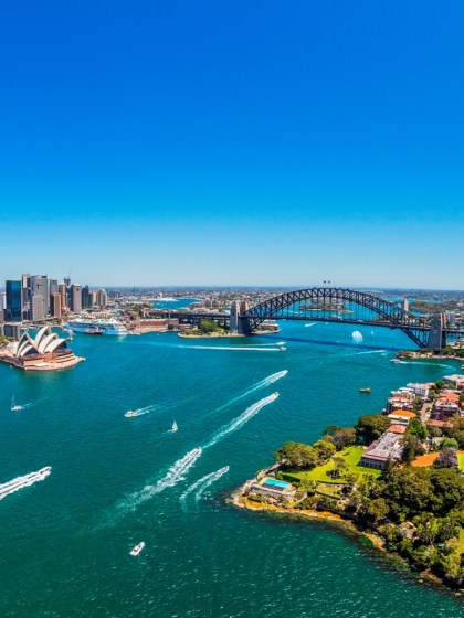 Top 10 Places to Visit on your Sydney Honeymoon - Featured Image