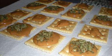 Marijuana Fire crackers
