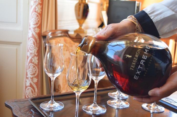 Century Old Cognac? Say Oui to Tesseron Extreme!