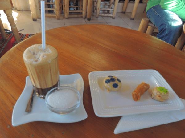 Kafe Fnaque Berbere Marrakech