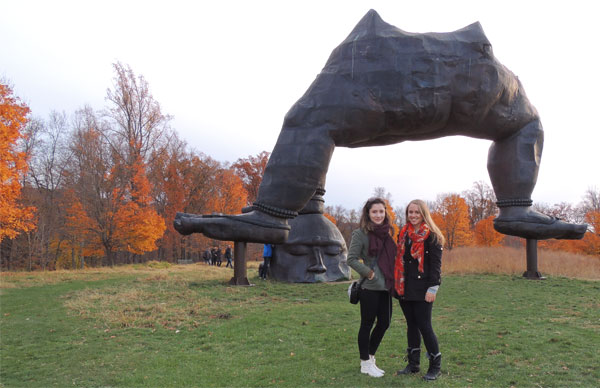 Storm King Art Center, New York | TheWeekendJetsetter.com