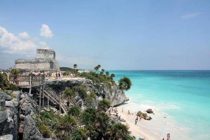 Mayan ruins, Tulum, 48 hours in Tulum