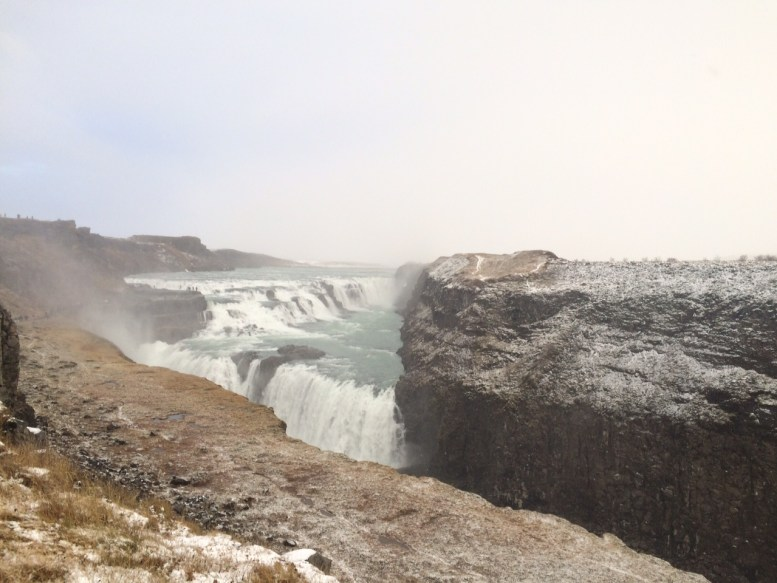 Gullfoss, Iceland, Golden Circle