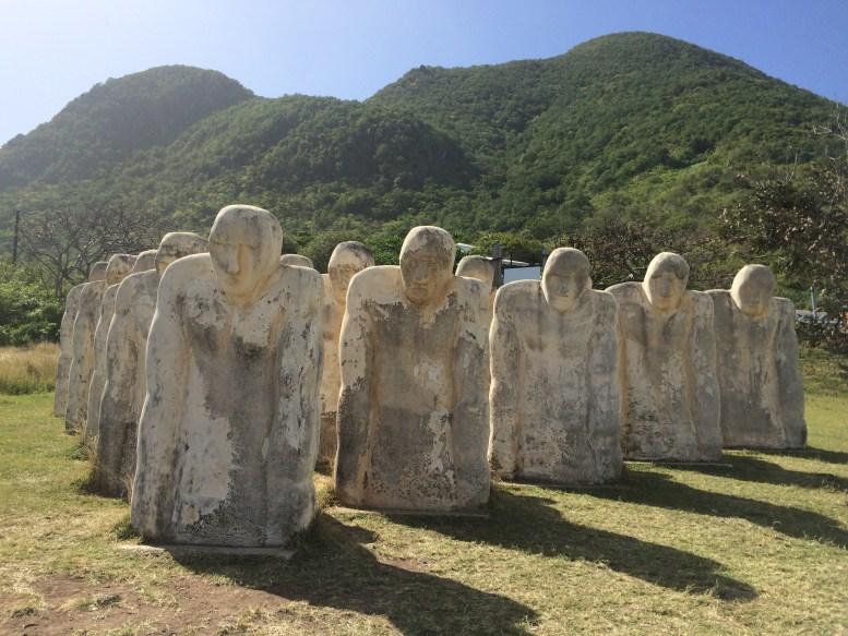 Slave Memorial in Martinique