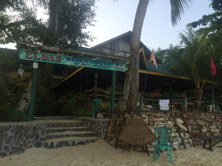Elsa's Beach House in Port Barton, Palawan   TheWeekendJetsetter.com
