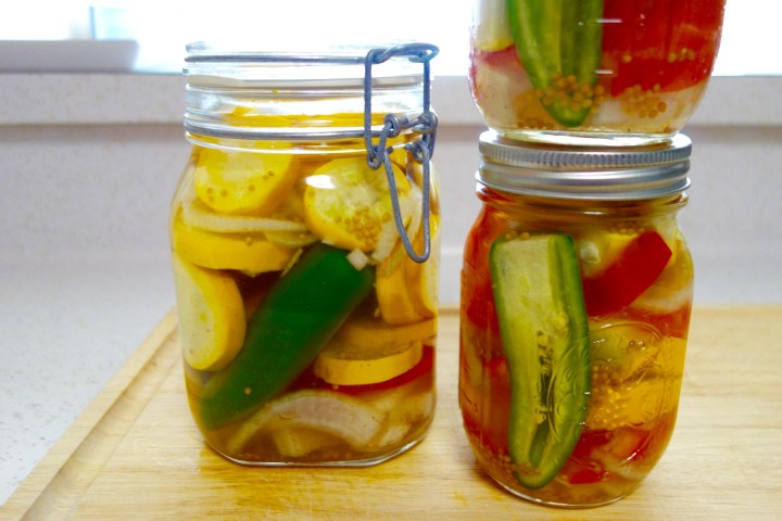 pickled-summer-squash