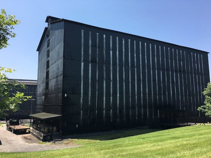 Touring Jim Beam, America's Largest Bourbon Distillery