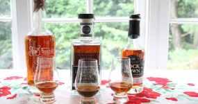 Bottled-in-bond craft bourbon