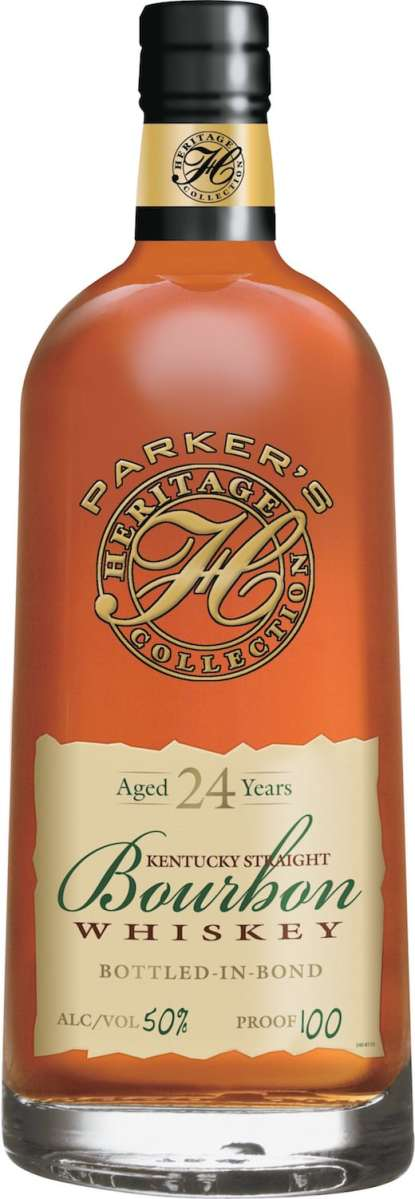 Parker's Heritage Collection 2016 Arrives as 24 Year Bonded Bourbon