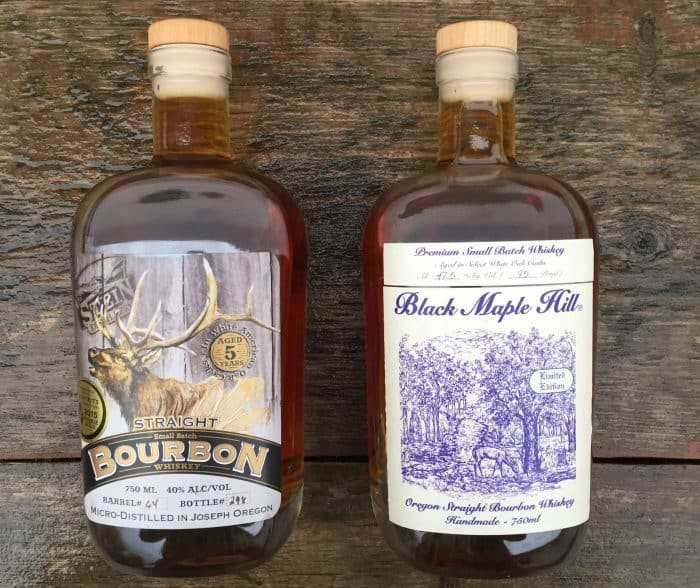 The Curious Case of Black Maple Hill Whiskey