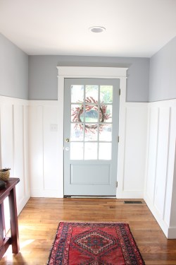 Extraordinary Reno We Did Can Be Tricky When It Comes To Asmost Doing Kind We Added On Square Feet To A Square Foot Why We Chose Light Wood S Light Hardwood S Grey Walls Light Hardwood S Houzz