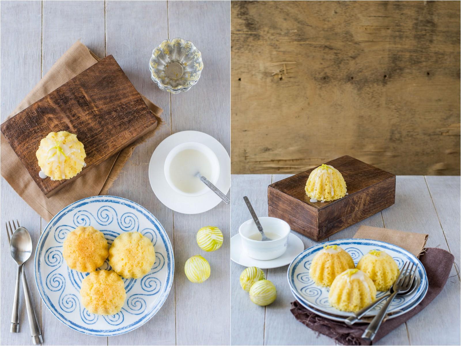 Lemon Lime Drizzle Cake