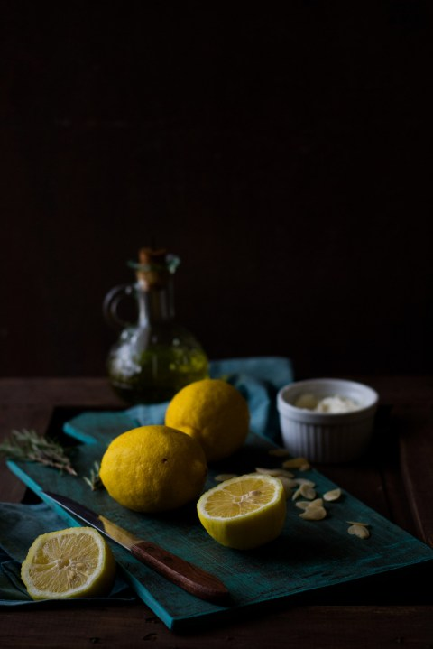 Lemon Rosemary Ricotta Olive Oil Cake 4