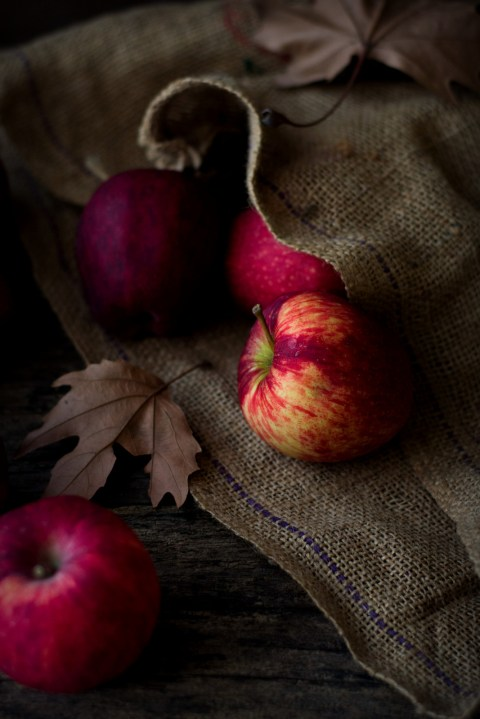 Whole Wheat Fall Apple Cake