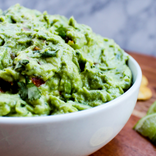 Family Favorite Guacamole