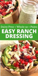 Easy Ranch Dressing PINTEREST(1)