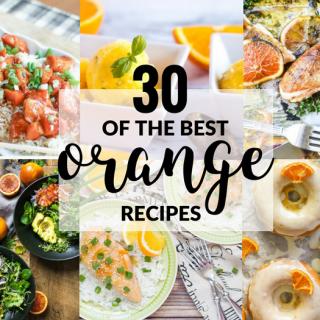 30 of the Best Orange Recipes