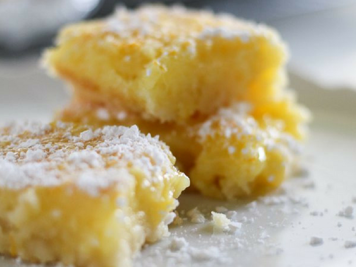 Citrus Orange Lemon Bars by Buy This Cook That