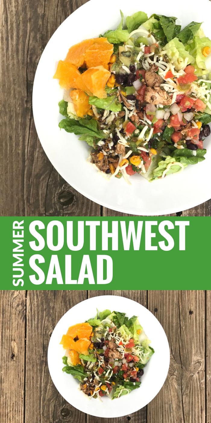 Summer Southwest Salad