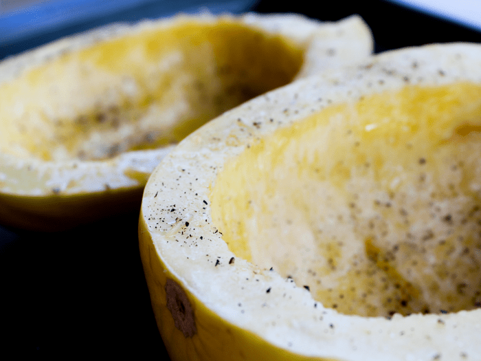 How to Make Spaghetti Squash by The Whole Cook(2)
