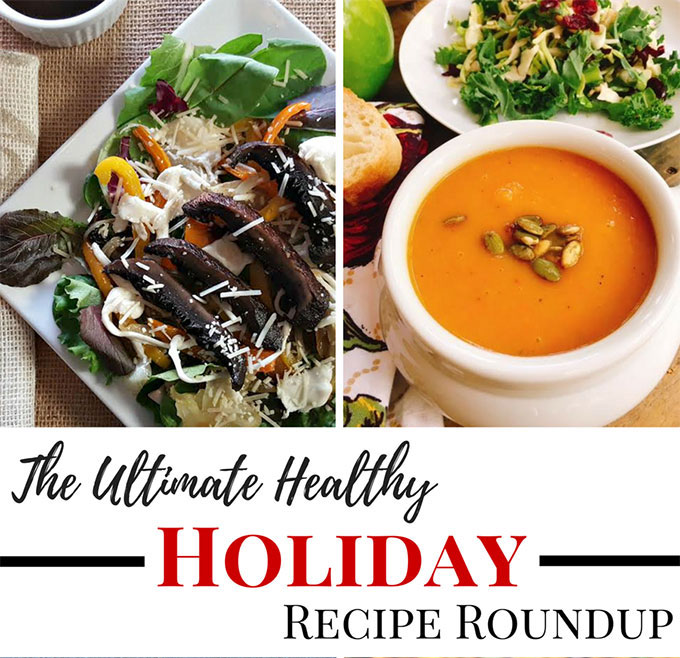 Holiday Dish Round Up-Let's Get Ready! It's that time of year again to start planning your menu for family gatherings.