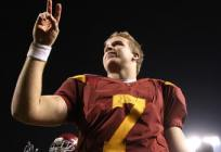 matt barkley usc trojans quarterback Duck and Cover, Oregon: This Is USC's National Championship Game