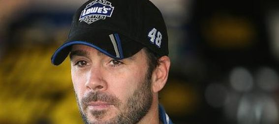 jimmie johnson focused on another title NASCAR Power Rankings: Johnson Leads, Keselowski and Hamlin Lurk