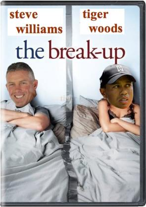 tiger woods steve williams break up movie spoof The Tiger Woods Steve Williams Post Break Up Unofficial PGA Tournament Cash Flow Comparison Tracker