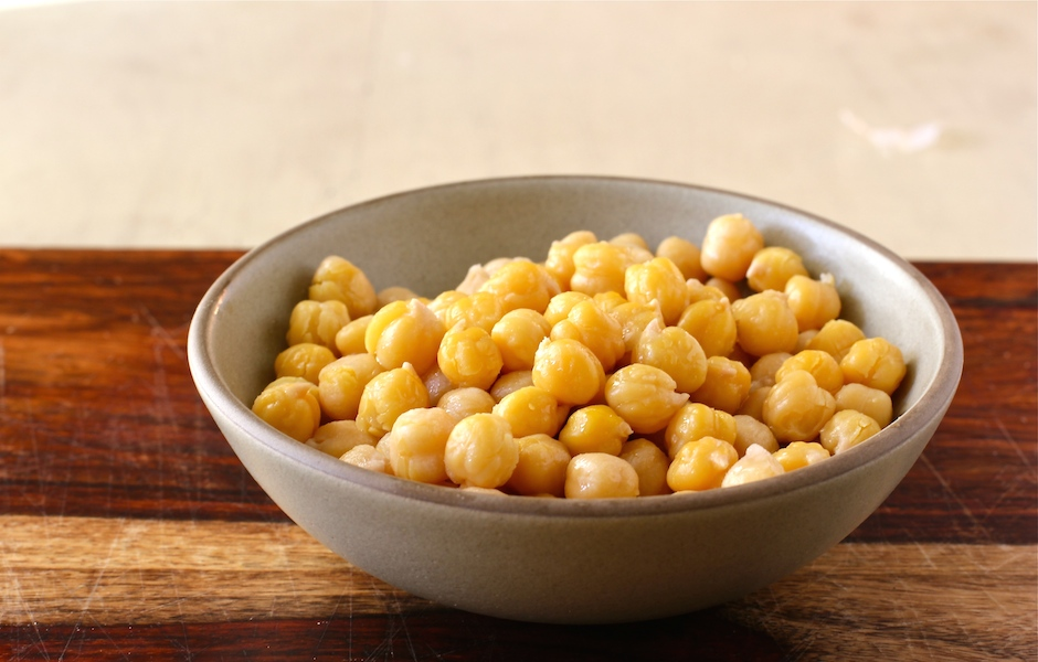 how to cook chickpeas in the slow cooker