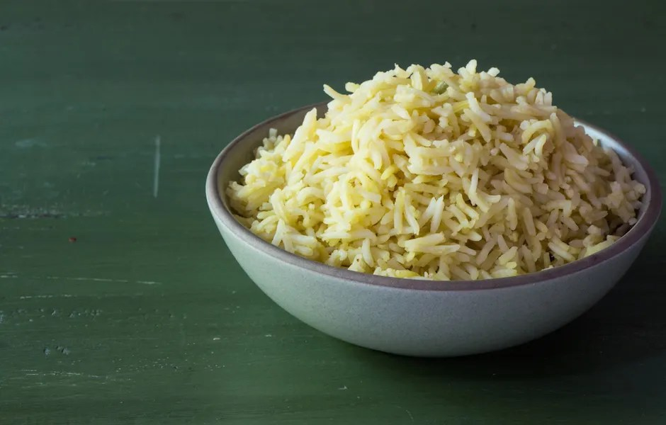 Tips for making perfect fluffy rice